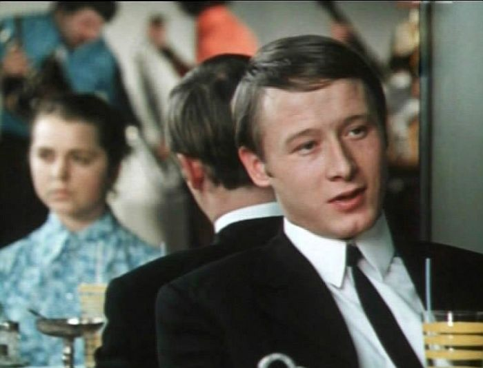 Виктор Проскурин, кадр из фильма «Двое в пути». / Фото: www.kino-teatr.ru