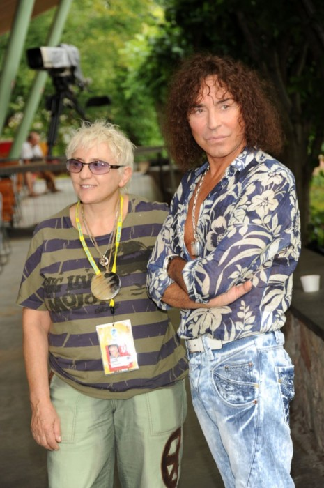 Валерий Леонтьев и Людмила Исакович. / Фото: www.woman.ru