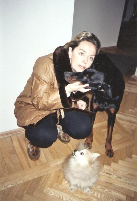 Наталья Шляпникофф. / Фото: www.rodionnahapetov.com