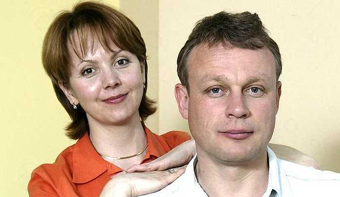 Сергей Жигунов и Вера Новикова. / Фото: www.7days.ru