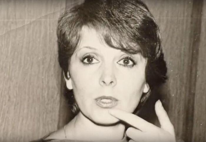 Клара Новикова в молодости. / Фото: www.1tv.ru