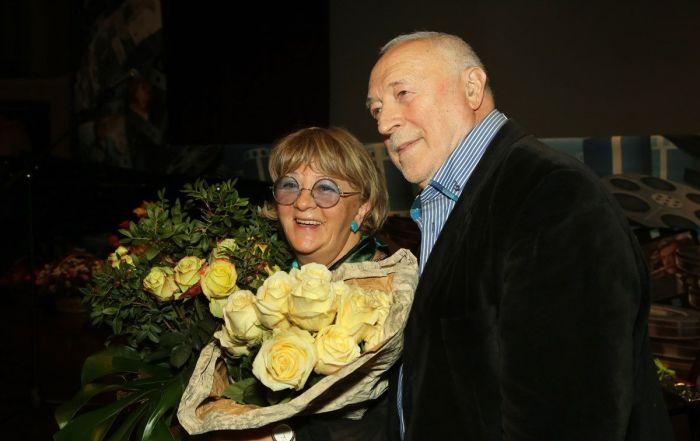 Алла Сурикова и Алексей Поташников. / Фото: www.rfcda.ru