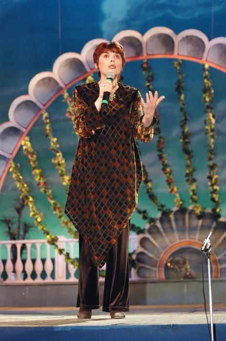 Клара Новикова в молодости. / Фото: www.woman.ru