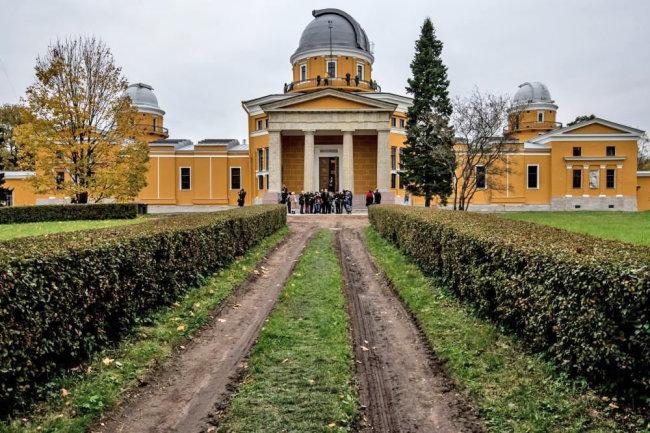 Пулковская обсерватория. / Фото: www.rg.ru