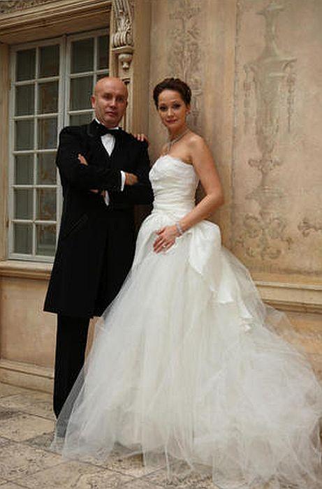 Ольга Кабо и Николай Разгуляев. / Фото: www.vm.ru