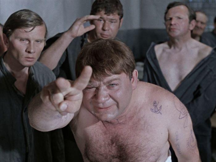 Кадр из фильма «Джентльмены удачи». / Фото: www.nastol.com.ua