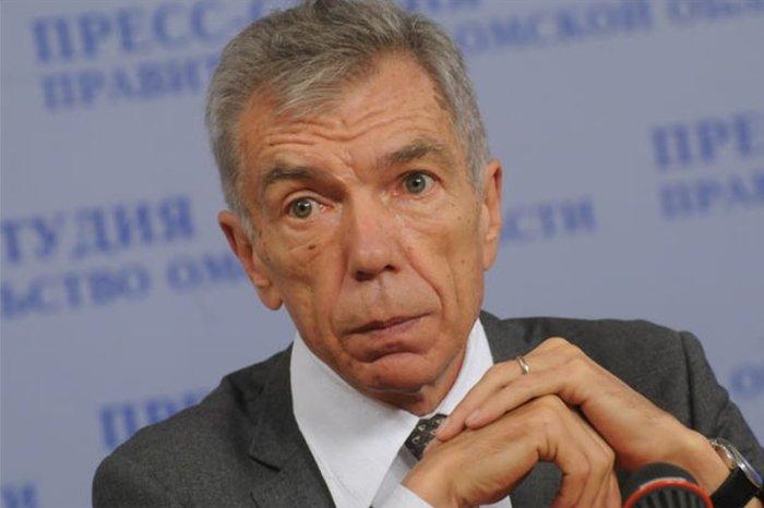 Юрий Николаев. / Фото: www.kvedomosti.com