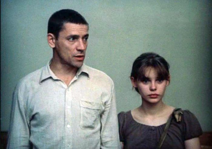 Валерий Приемыхов и Ольга Машная, кадр из фильма «Пацаны». / Фото: www.vokrug.tv