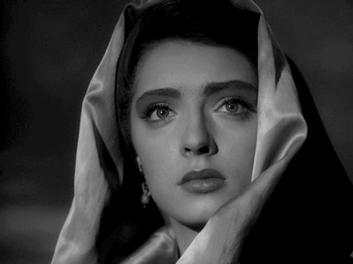 Людмила Абрамова, кадр из фильма «713-й просит посадку». / Фото: www.kino-teatr.ru