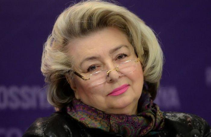Татьяна Тарасова. / Фото: www.trendyvivo.com