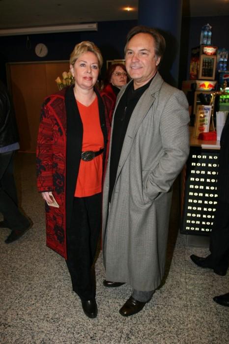 Родион Нахапетов и Наталья Шляпникофф. / Фото: www. mtdata.ru