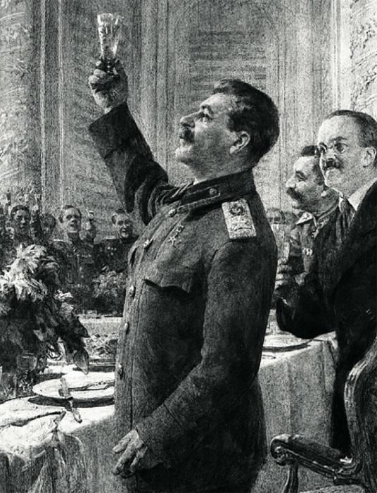 Иосиф Сталин. / Фото: www.videost.ru