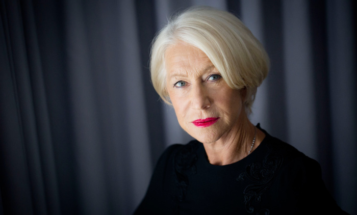 Хелен Миррен. / Фото: www.woman.ua