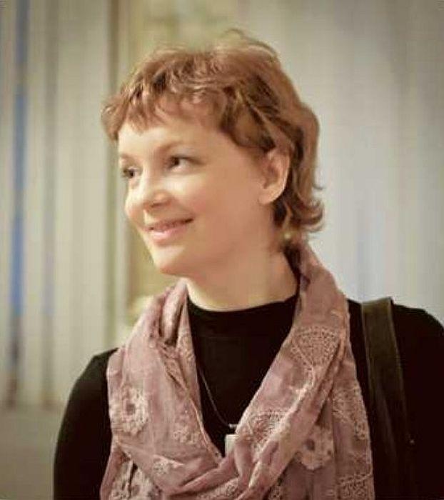 Мария Спивак. / Фото: www.masha-spivak.ru