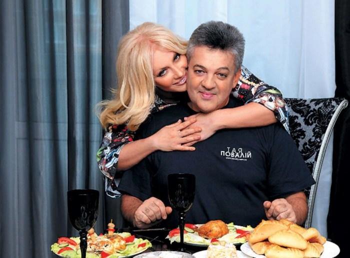 Таисия Повалий и Игорь Лихута. / Фото: www.life.ru
