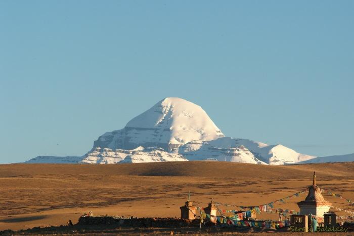 Удивительный Кайлас. / Фото: www.mt-kailash.ru