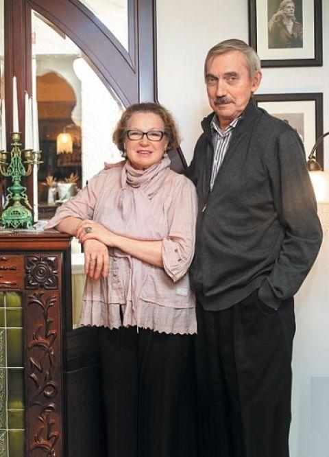Евгений и Галина Киндиновы. / Фото: www.tele.ru