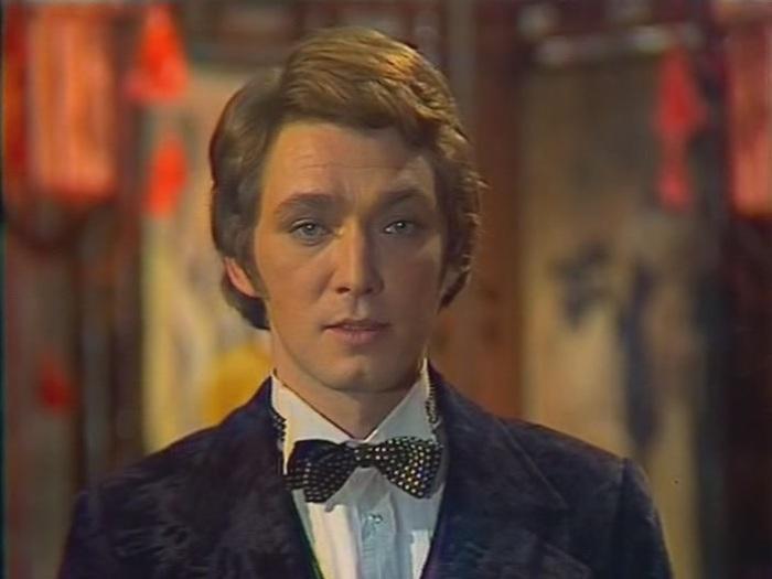 Игорь Старыгин, кадр из фильма «Как важно быть серьёзным», 1976 год. / Фото: www.fenixclub.com