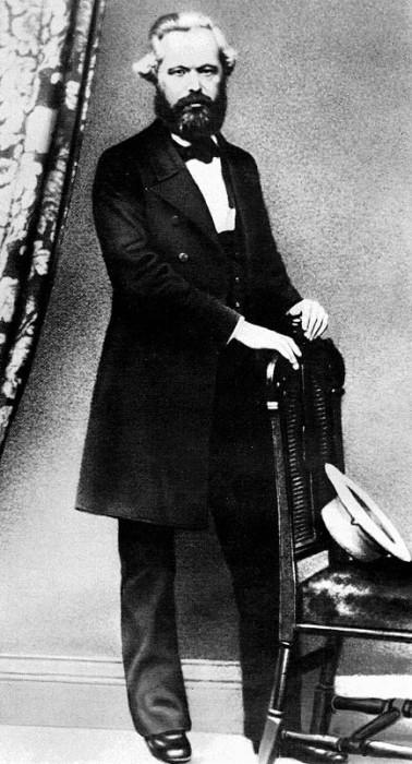 Карл Маркс. / Фото: www.traditio.wiki