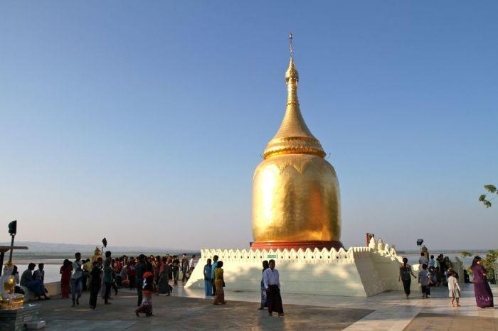 Пагода Bu Paya. / Фото: www.justgola.com