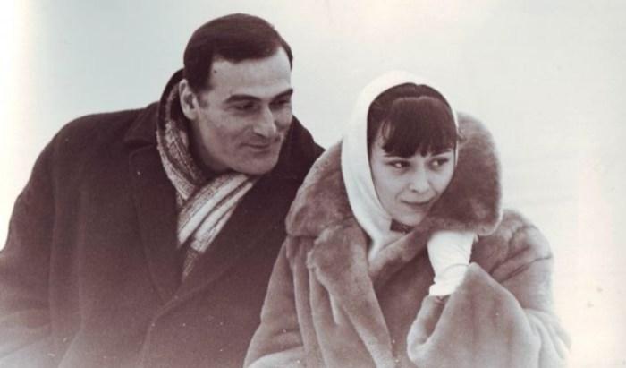 Кахи Кавсадзе и Белла Мирианашвили. / Фото: www.udimir.ru