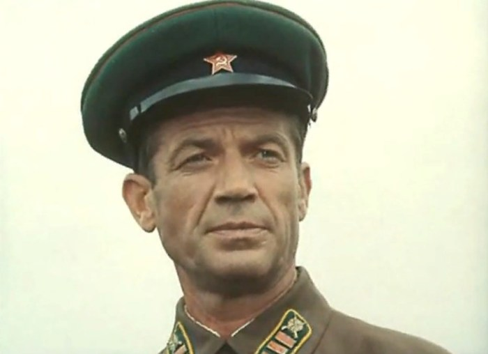 Кадр из фильма «Государственная граница». / Фото: www.kino-teatr.ru