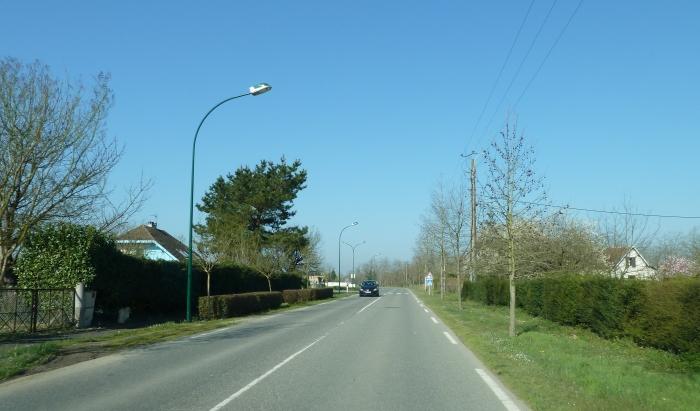 Деревня Сарпуранс, Франция. / Фото: www.wikimedia.org