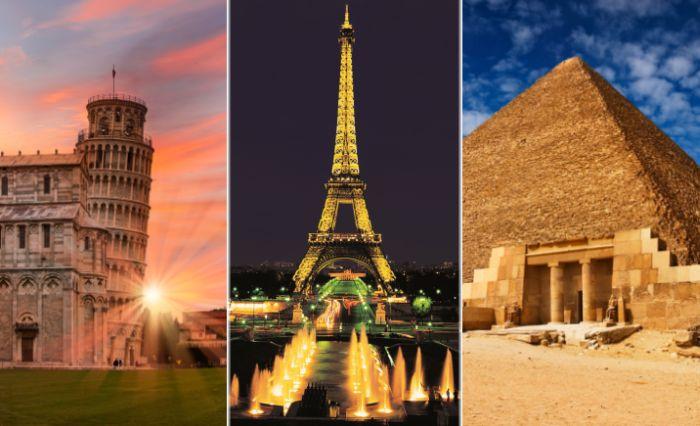 Самые популярные достопримечательности могут разочаровать туристов.