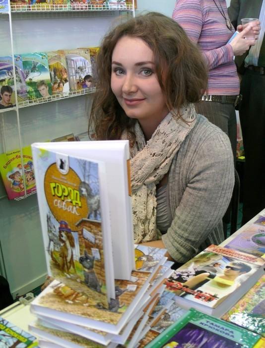 Анна Никольская. / Фото: www.yamoskva.com