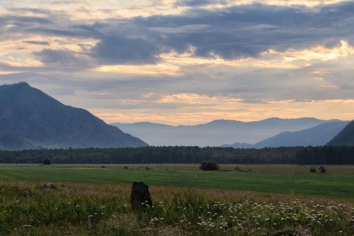 Каракольская долина, в которой находятся сёла, объявленные территорией трезвости. / Фото: www.fotokto.ru