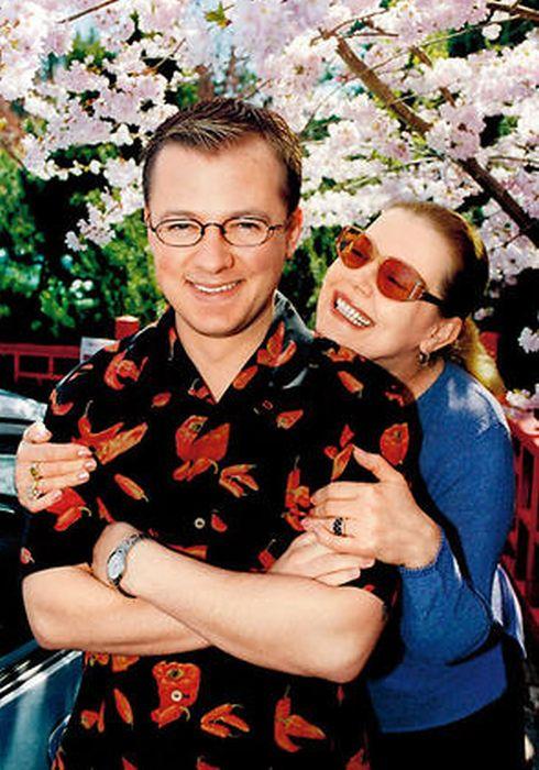 Людмила Сенчина с сыном. / Фото: www.7days.ru
