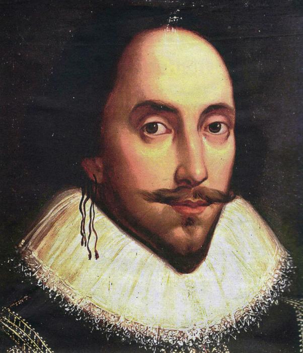Уильям Шекспир. / Фото: www.konstantinus.com