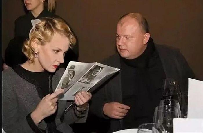 Рената Литвинова и Леонид Добровский. / Фото: www.woman.ru