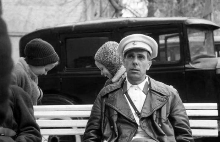 Андрей Болтнев в фильме «Мой друг Иван Лапшин». / Фото: www.yarwiki.ru