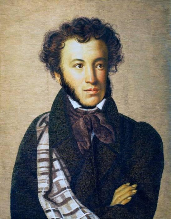 Александр Пушкин. / Фото: www.picture-russia.ru