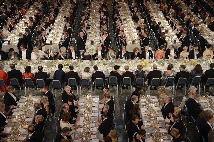Нобелевский банкет. / Фото: www.global-geography.org