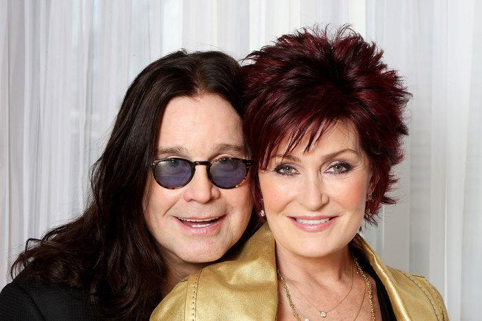 Шерон и Оззи Осборн. / Фото: www.starmap.com