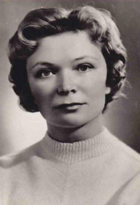 Нина Меньшикова. / Фото: www.utyugok.ru