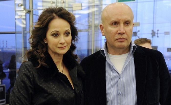 Ольга Кабо и Николай Разгуляев. / Фото: www.24smi.org