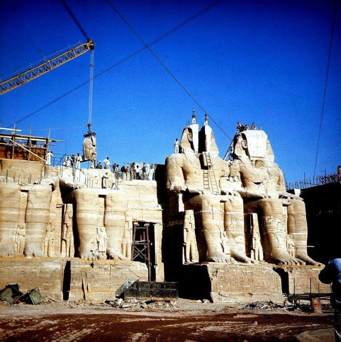 Демонтаж храма. / Фото: www.wp.com