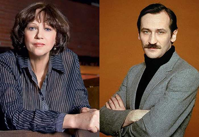 Леонид Филатов и Лидия Савченко. / Фото: www.stories-of-success.ru
