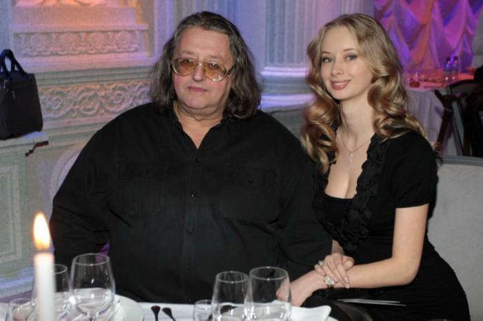 Александр Градский и Марина Коташенко. / Фото: www.woman.ru