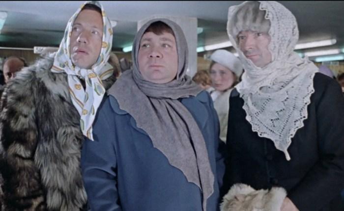 Кадр из фильма «Джентльмены удачи». / Фото: www.1tv.com