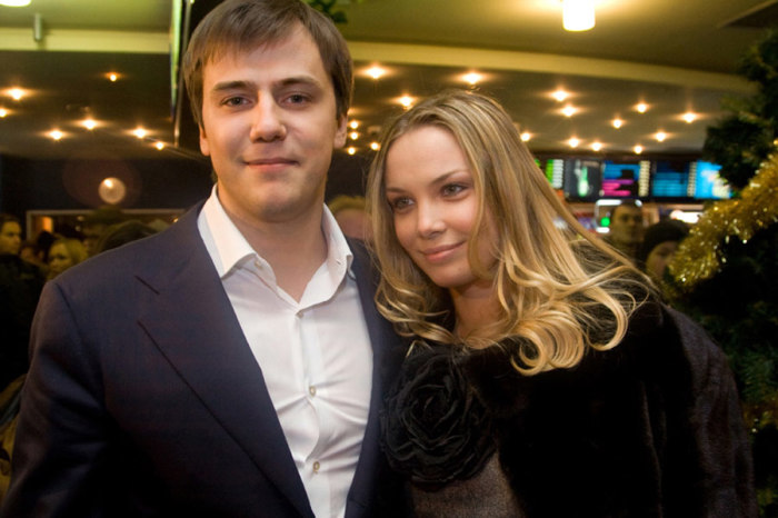 Татьяна Арнтгольц и Иван Жидков. / Фото: www.shoubiz.com.ua