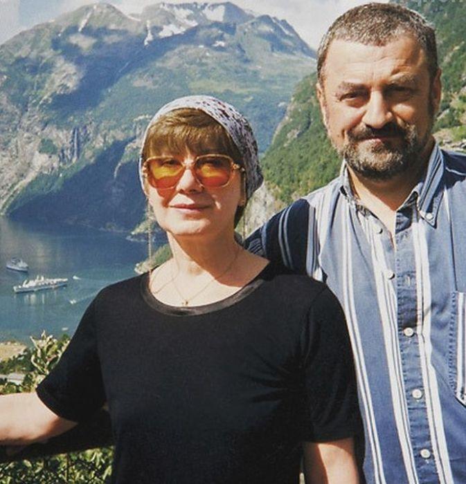 Григорий и Любовь Горины. / Фото: www.blogspot.com