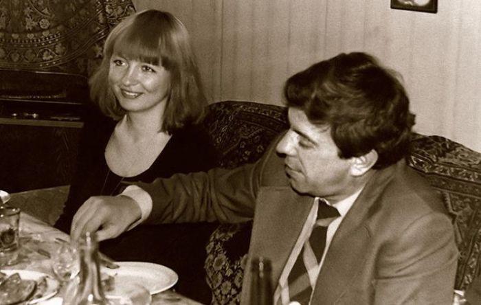 Вячеслав Шалевич с женой Галиной. / Фото: www.stuki-druki.com