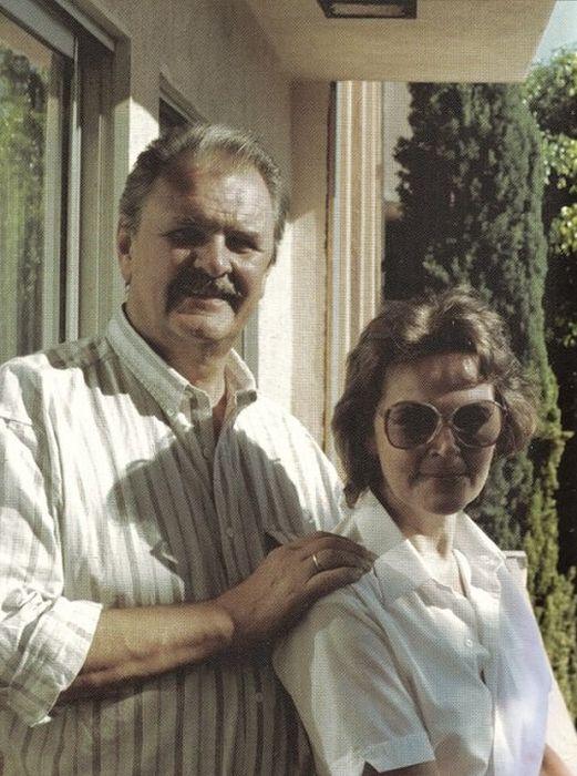 Юрий Яковлев и Ирина Сергеева. / Фото: www.teatral-online.ru