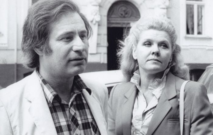 Альфред и Ирина Шнитке. / Фото: www.classicalmusicnews.ru