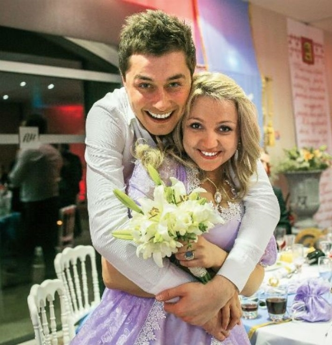 Сергей Оборин и Анна Бажанова. / Фото: www.yastart.ru