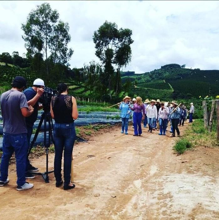 Интерес к городку достаточно высок, а потому сюда часть приезжают журналисты. / Фото: www.instagram.com
